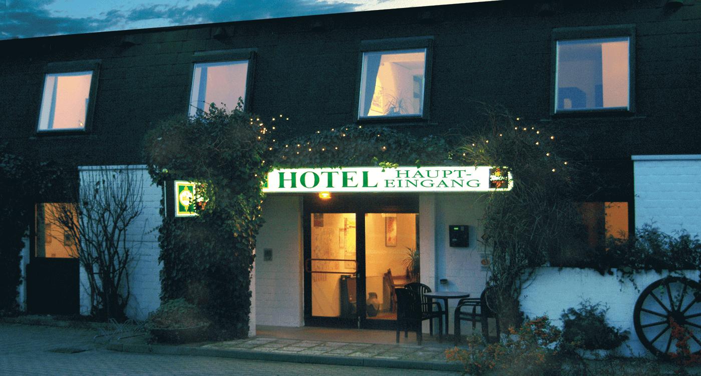 Göttingen-Geismar: Hotel Onkel Toms Hütte