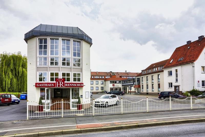 Göttingen-Grone: Hotel Rennschuh