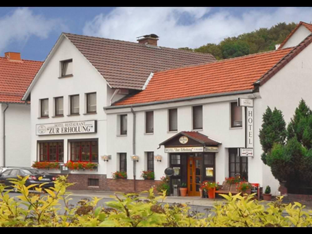 & Restaurant Zur Erholung Paul Moneke, Pension in Duderstadt-Brochthausen bei Pöhlde