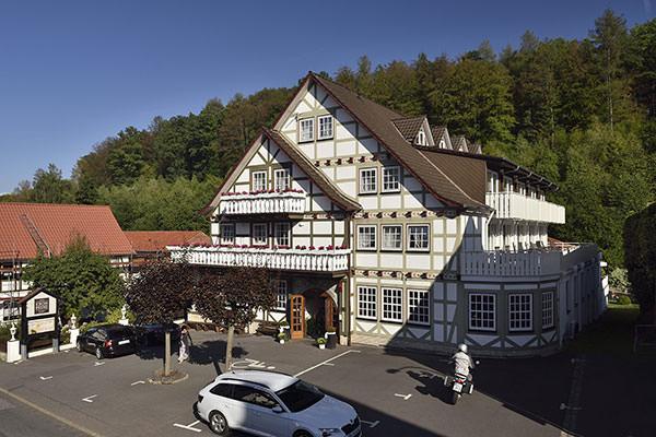 Zum Kronprinzen, Pension in Duderstadt-Fuhrbach bei Pöhlde