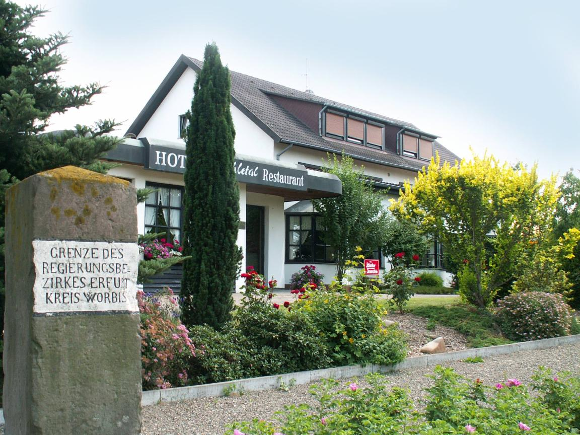 Hotel Hahletal, Hotel in Duderstadt-Gerblingerode bei Pöhlde