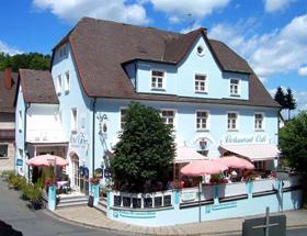 Gößweinstein: Hotel Krone