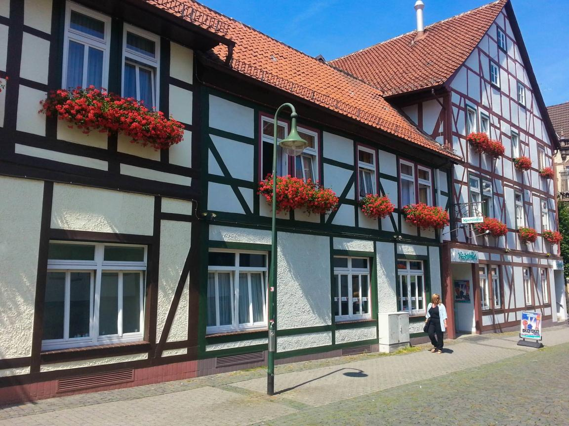 Northeim: Hotel Garni Deutsches Haus