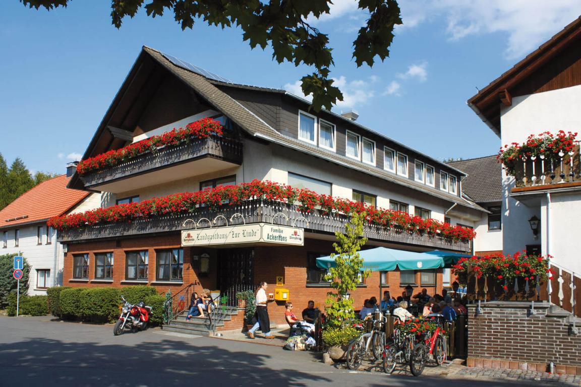 Landgasthaus Zur Linde G***