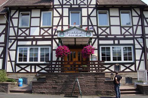Uslar-Schönhagen: Hotel Fröhlich-Höche