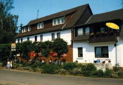 Wahlsburg-Lippoldsberg: Landhotel Zum Anker