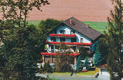 Monteurzimmer in Witzenhausen-Ziegenhagen bei Kassel