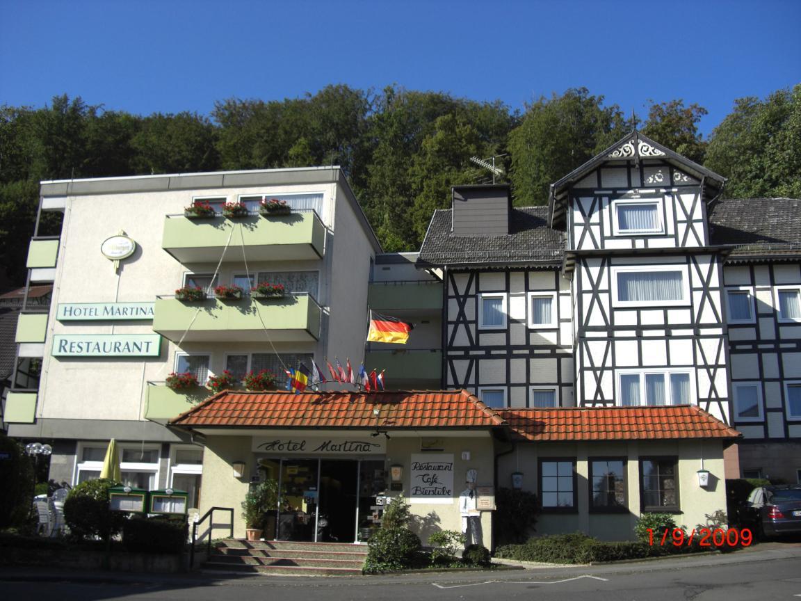 Bad Sooden-Allendorf: Hotel Martina