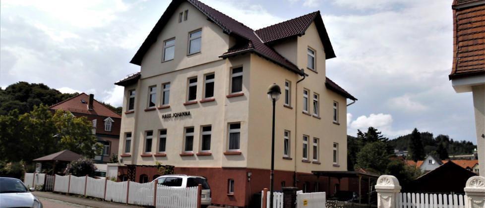Bad Sooden-Allendorf: Hotel Haus Johanna