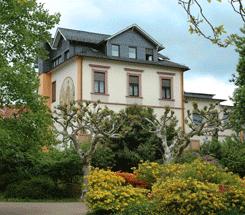 Kronberg im Taunus: Hotel Garni Schützenhof