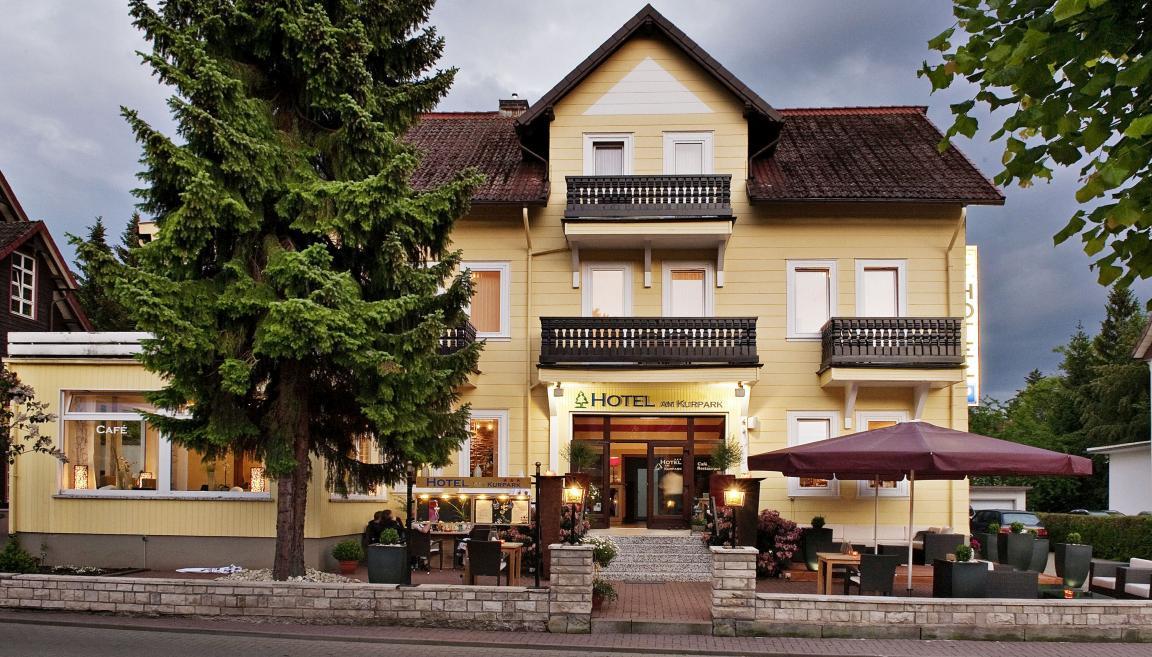 Am Kurpark, Pension in Bad Lauterberg bei Pöhlde