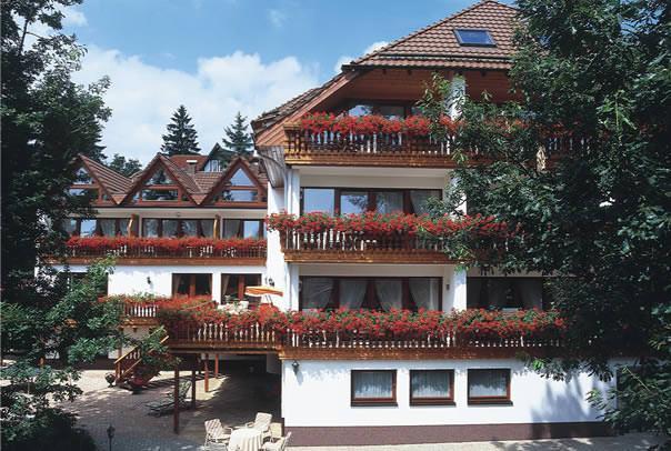 Hotel Garni Sonnenhof, Hotel in Bad Sachsa bei Pöhlde