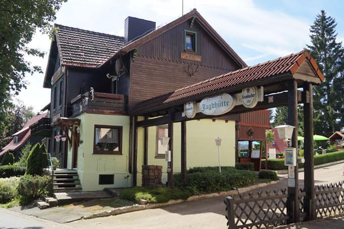 Hotel Pension Jagdhütte, Hotel in St. Andreasberg bei Pöhlde