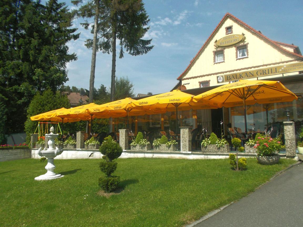 Hotel Rehberg, Hotel in St. Andreasberg bei Pöhlde