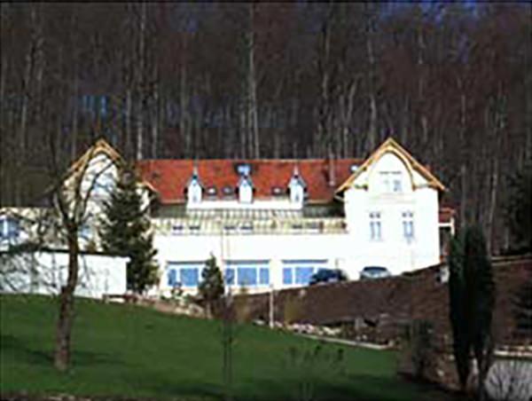Bad Gandersheim: Hotel Waldschlößchen