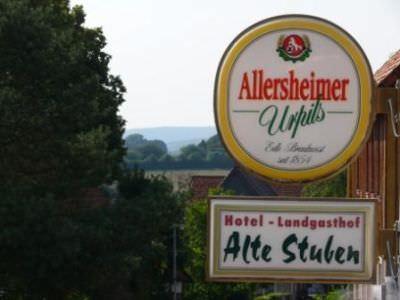 Bad Gandersheim-Harriehausen: Hotel Landgasthof Alte Stuben