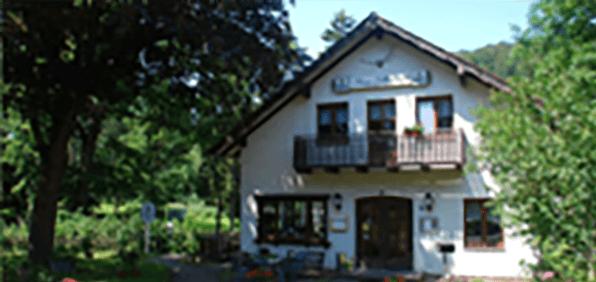 Höxter-Bruchhausen: Hotel Haus Silberteich