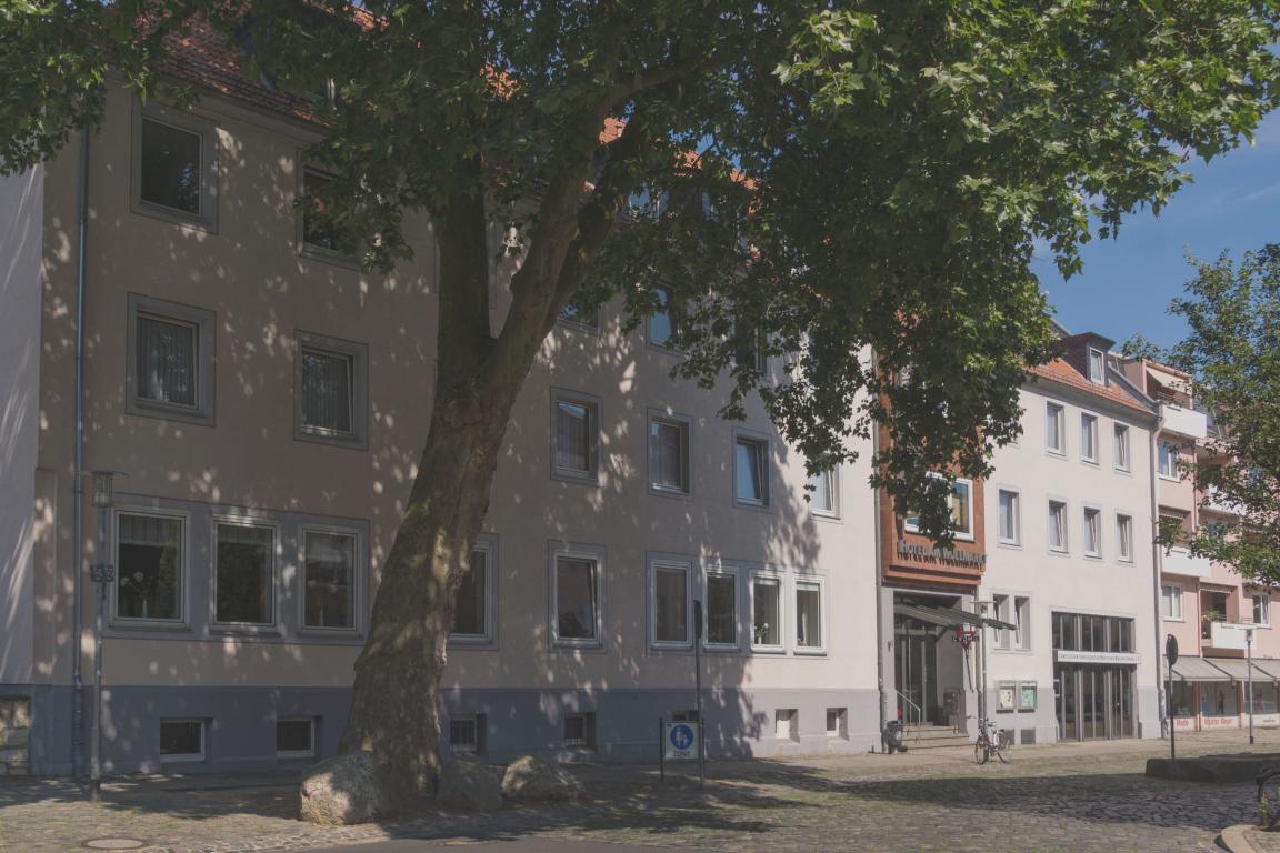 Braunschweig: Hotel Garni CVJM Hotel Am Wollmarkt