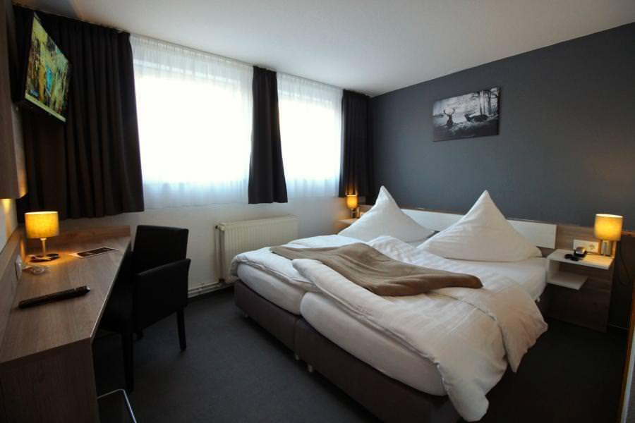 Braunschweig-Volkmarode: Hotel Jägerhof