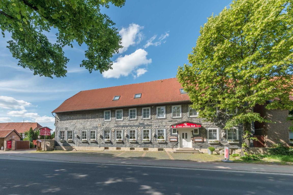 Hotel Zum Weißen Roß, Hotel in Königslutter-Bornum bei Braunschweig