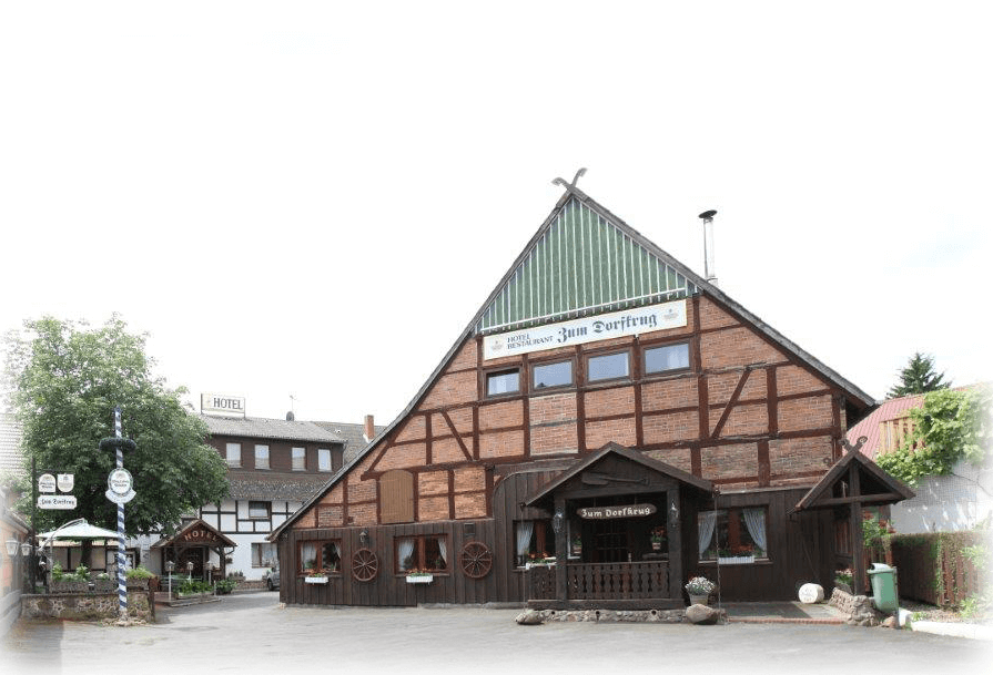 Zum Dorfkrug, Pension in Lehre-Flechtorf bei Veltheim