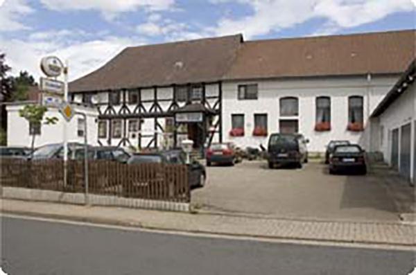 Gästehaus Zum Lindenhof, Pension in Veltheim