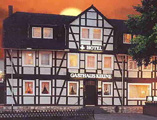 Gasthaus Keune, Pension in Salzgitter-Gebhardshagen bei Haverlah