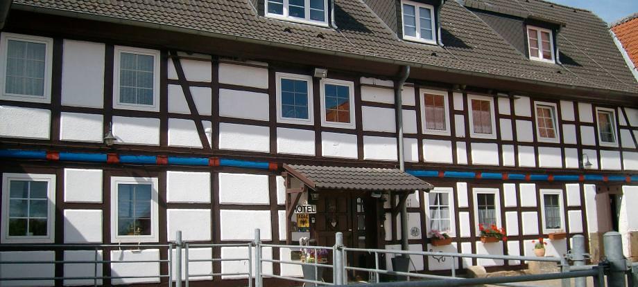 Reiterhof Steinlah, Pension in Haverlah