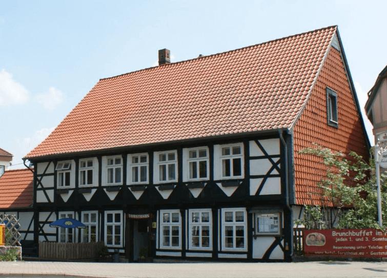 Forsthaus, Pension in Wolfenbüttel bei Flöthe