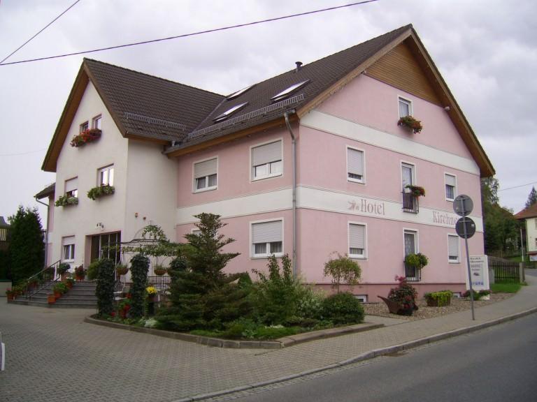 Kurort Hartha: Hotel Kirchner