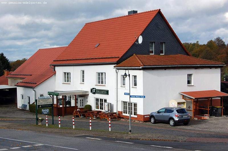 Blankenheim: Pension Edelgarten