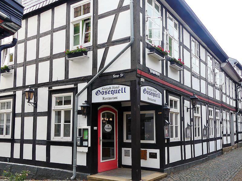 Altstadt- Gosequell, Pension in Goslar bei Liebenburg