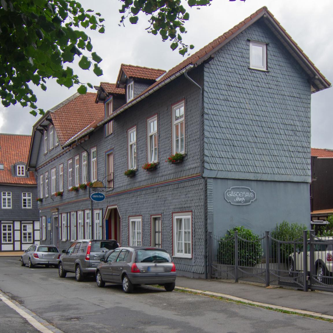 Pension Schmitz, Pension in Goslar bei Liebenburg