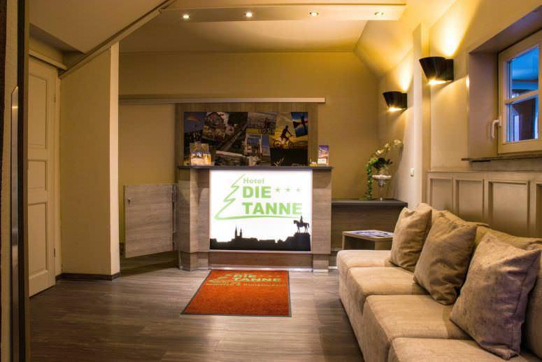 """Hotel Garni """"Die Tanne"""" *** in Goslar"""