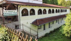 Rheinberg-Orsoy: Hotel Restaurant Orsoyer Hof