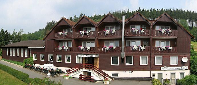 Restaurant Graber, Pension in Langelsheim-Wolfshagen bei Liebenburg