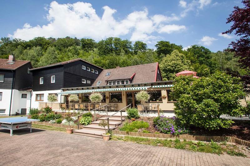 Hotel Im Tannengrund, Hotel in Langelsheim-Wolfshagen bei Salzgitter