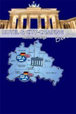 & City-Camping Berlin, Pension in Berlin-Spandau bei Hennigsdorf