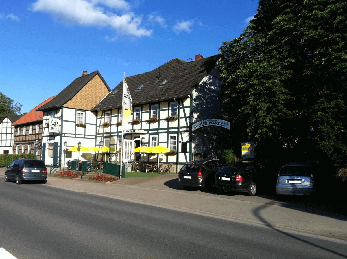 Gästehaus Gast- und Pensionshaus Zur Post, Pension in Liebenburg bei Flöthe