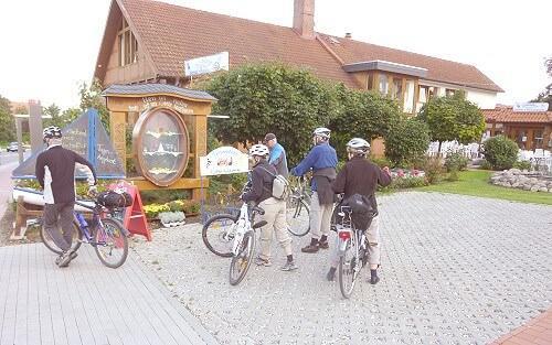 Pension Feriendorf an der Ostsee-Landhaus Wohlenberg
