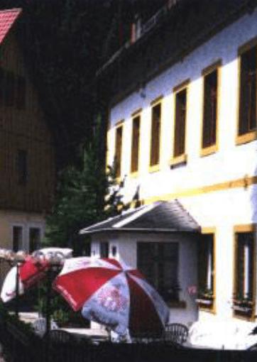 Landgasthof Klippermühle Tharandt, Pension in Tharandt
