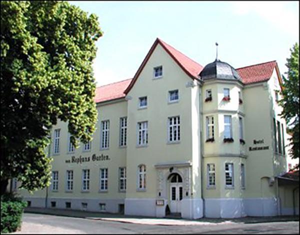 Hotel Von Rephuns Garten, Hotel in Zerbst bei Magdeburg