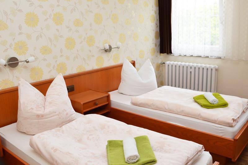 Zerbst: Hotel und Restaurant Garitz