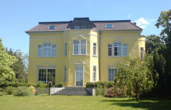 Burg: Hotel Pension Villa Wittstock