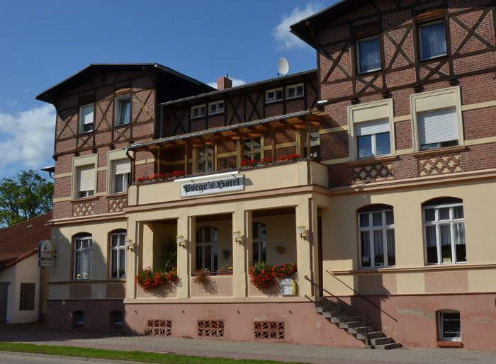 Poeges , Pension in Jerichow bei Nennhausen