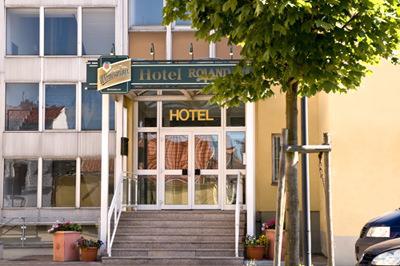 Haldensleben: Hotel Roland