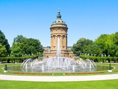 Mannheim (Baden-Württemberg, Deutschland)