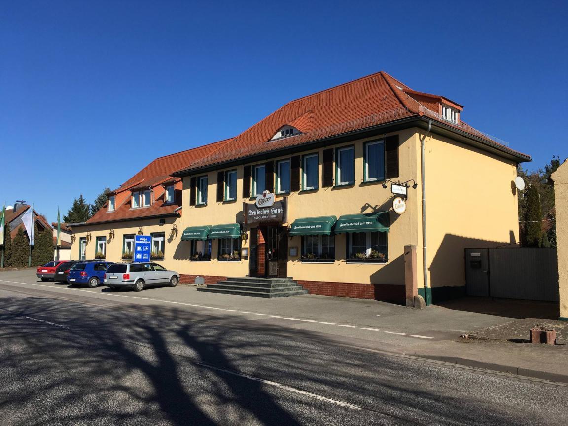 Dolle: Hotel Deutsches Haus