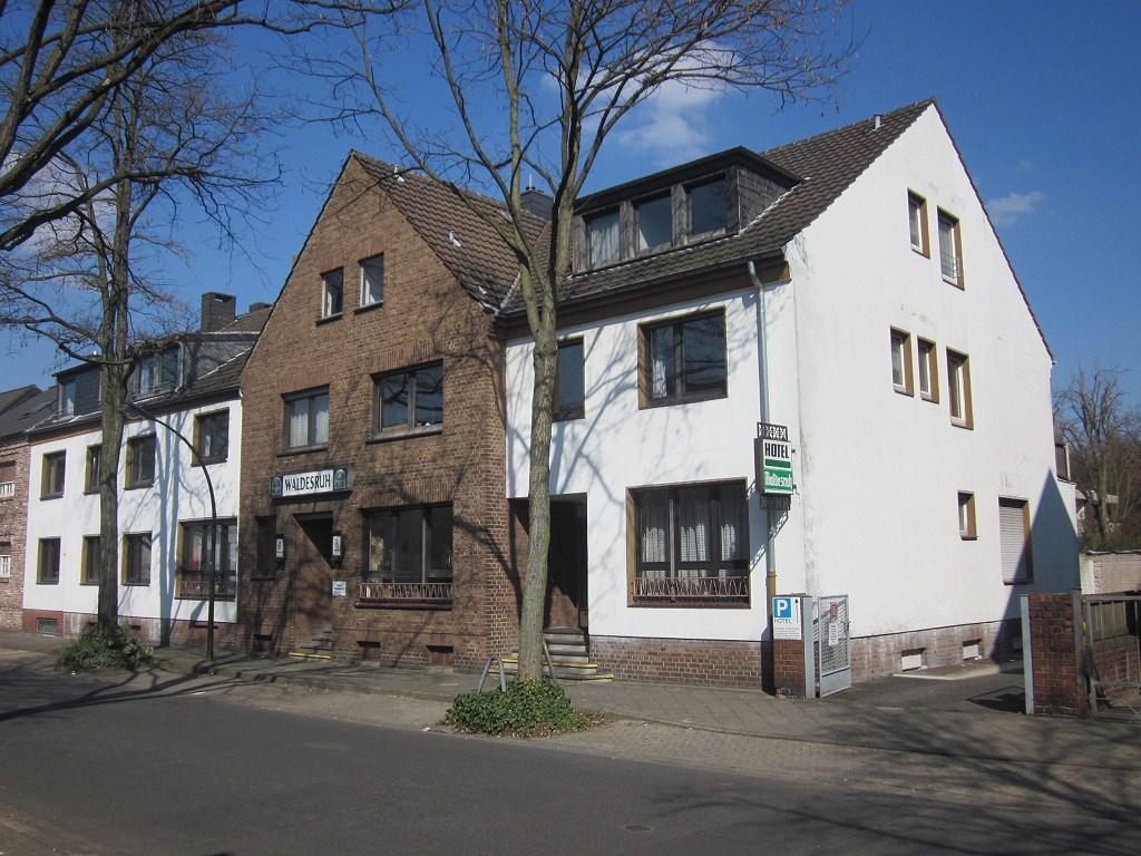 Waldesruh, Pension in Düsseldorf-Benrath