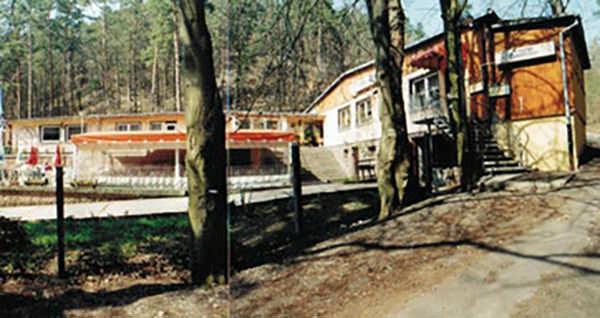 Bad Frankenhausen: Hotel Waldgaststätte Sennhütte
